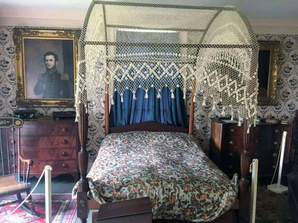 john paul jones house interior
