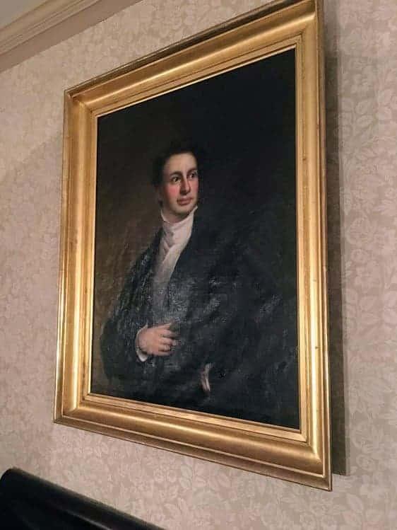 longfellow portrait portland maine