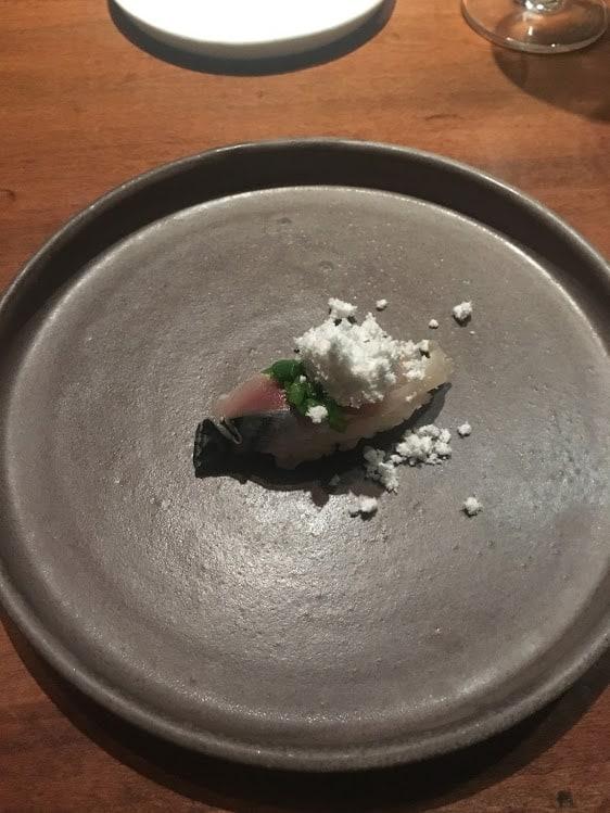 mackerel o ya boston