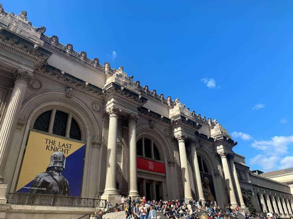 24 Hours: Visiting the Met Museum