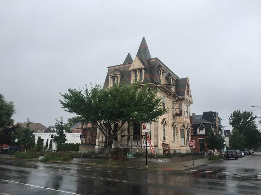 providence murder house