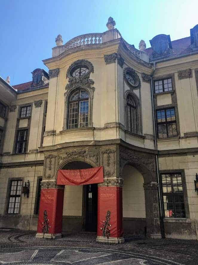 music museum budapest