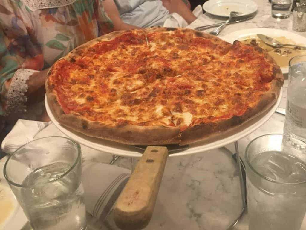 north end boston pizza