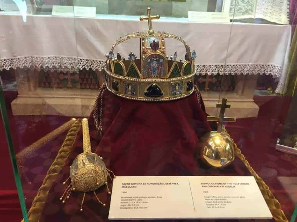 royal crown austria hungary