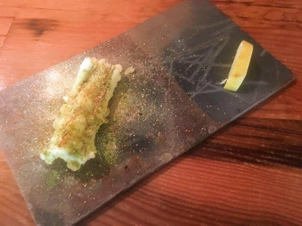 unagi tempura miyake