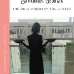 A Perfect 24 Hours in Savannah, Georgia 1