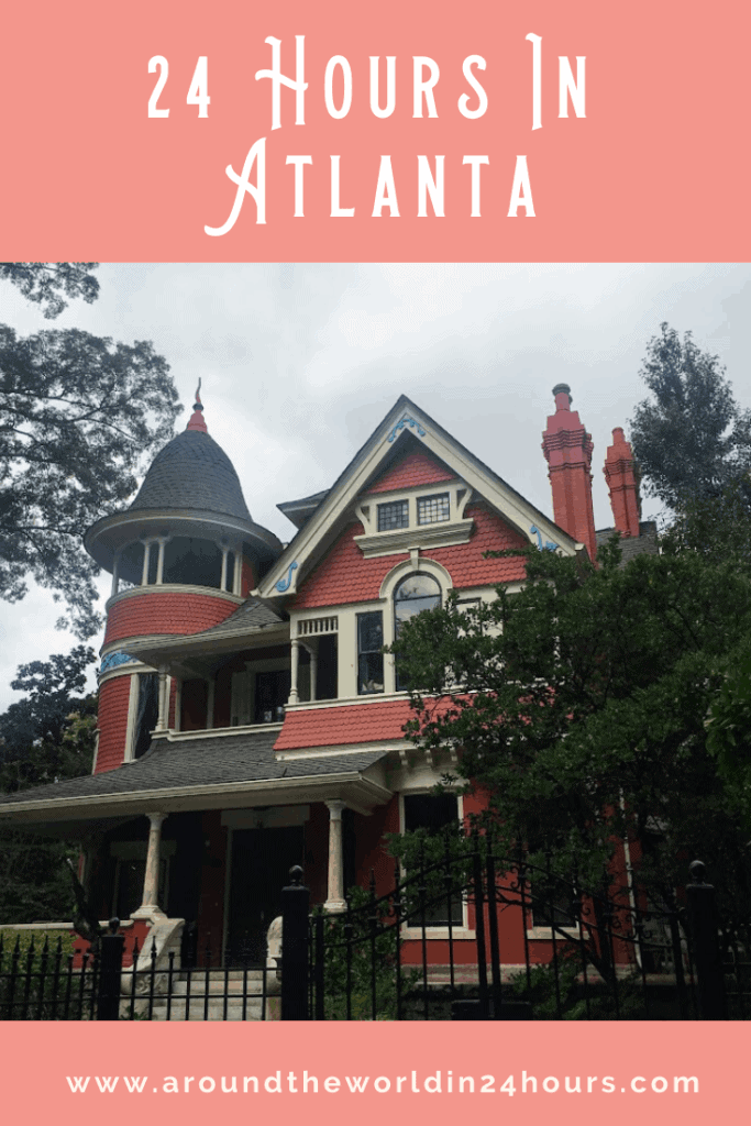 Jimmy Carter Library and a Perfect 24 Hours in Atlanta, Georgia 1