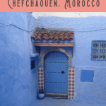 24 Hours in Chefchaouen Morocco: Best Things to Do