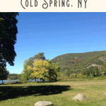 Things to do in Cold Spring NY: A Perfect 24 Hours 4