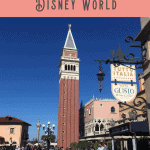 A Perfect 24 Hours: Epcot Itinerary 1