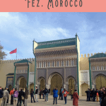 24 Hours in Fez Morocco: What to Do 1