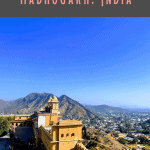 A Perfect 24 Hours: Madhogarh Fort 2