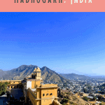 A Perfect 24 Hours: Madhogarh Fort 1