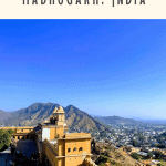 A Perfect 24 Hours: Madhogarh Fort 3