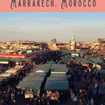 A Perfect 24 Hours in Marrakech, Morocco 1