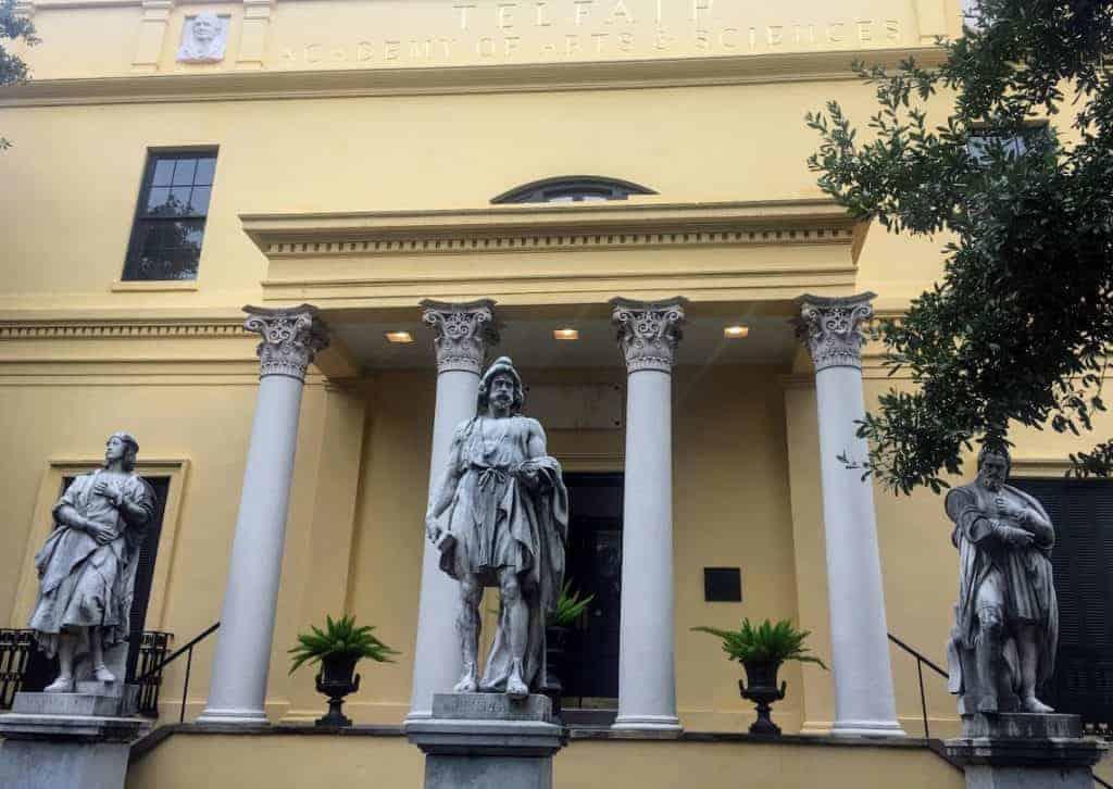 Telfair Academy Savannah