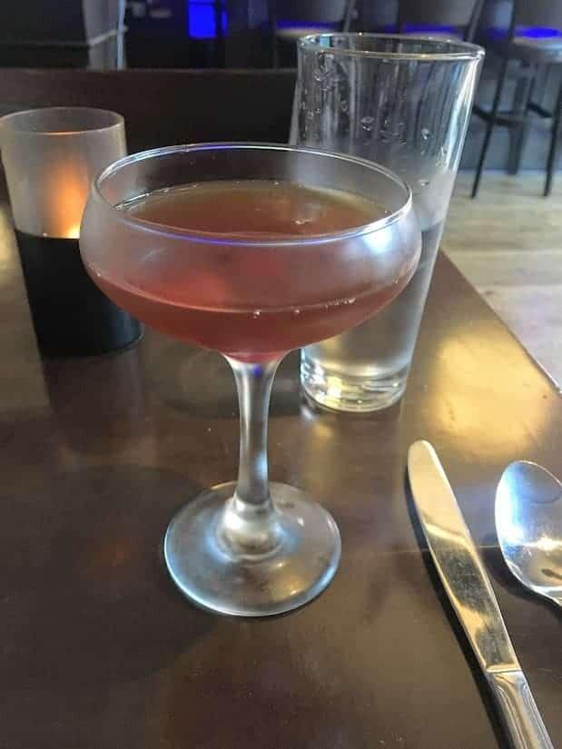 A lure savannah cocktail