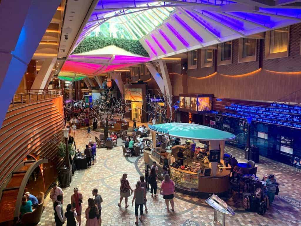 Things to Do on Allure of the Seas