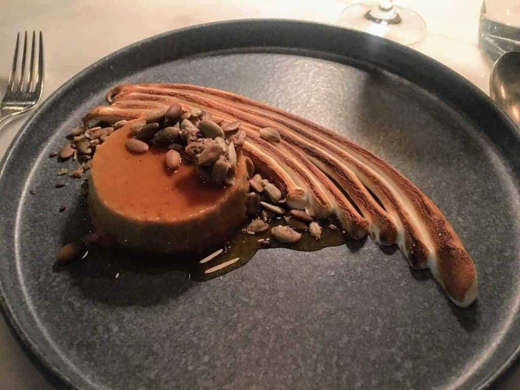 bacchanalia dessert
