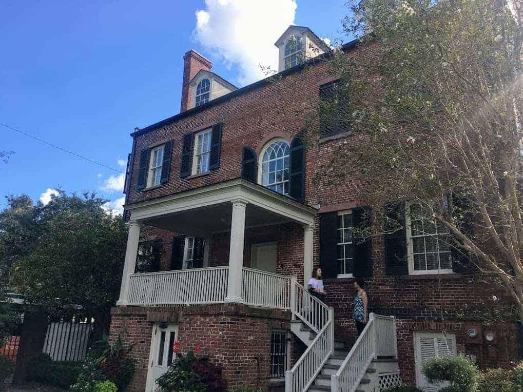 davenport house tour