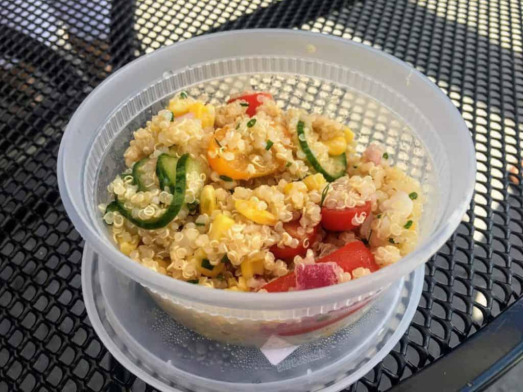 grain salad burlington