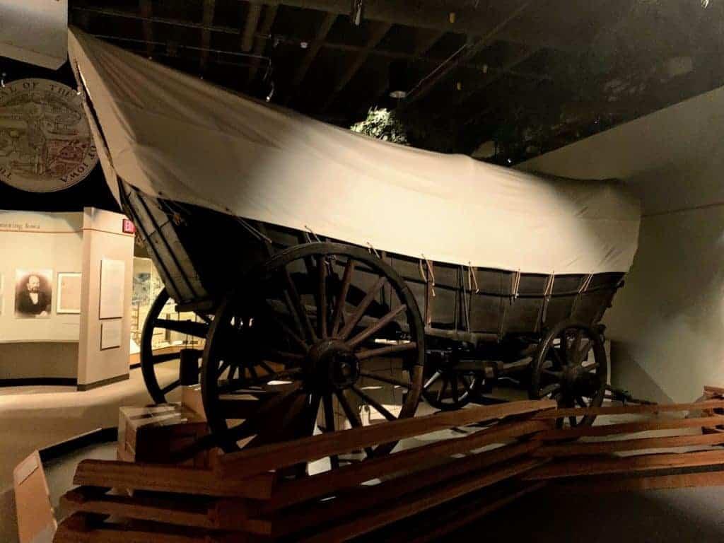 iowa historical museum