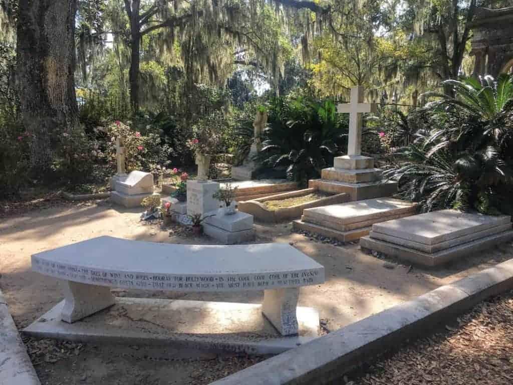 bonaventure cemetery mercer