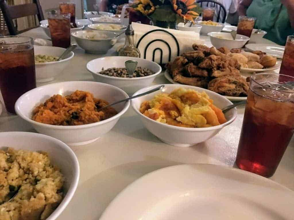 mrs wilkes dining room savannah
