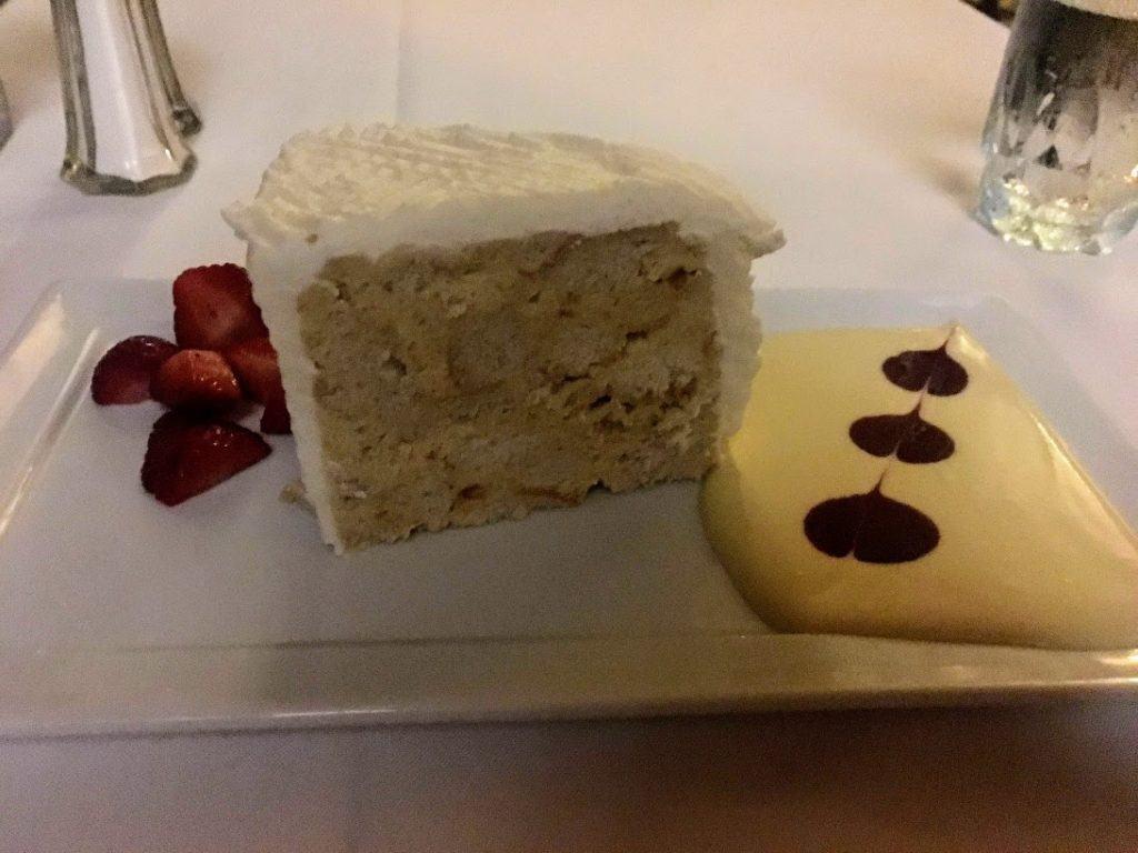 savannah cream cake