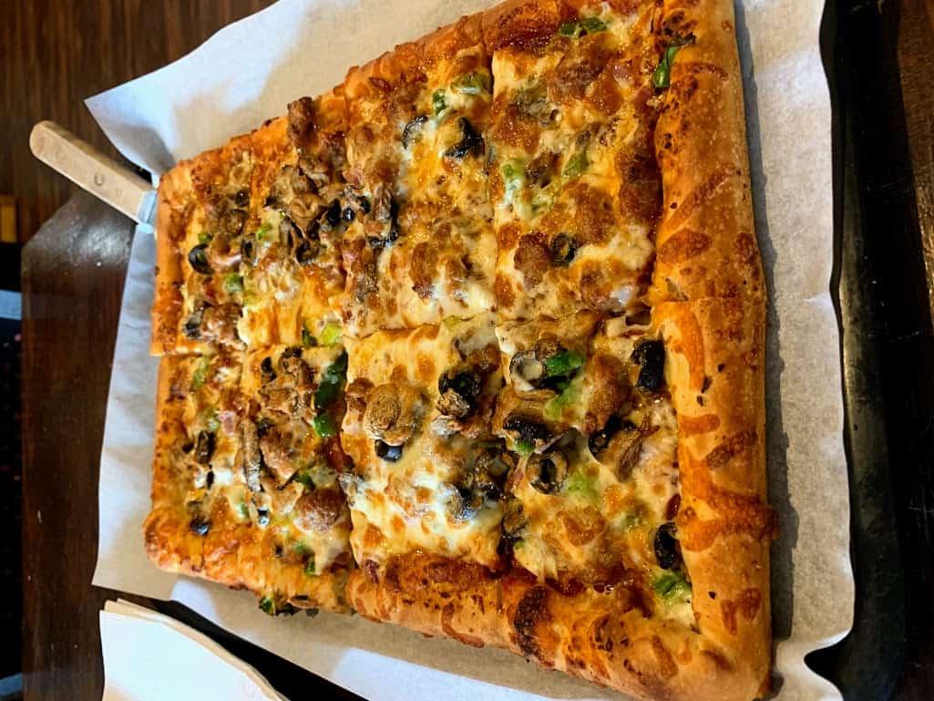 ziggy's pizza