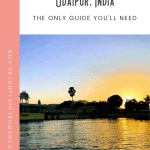 24 Hours: Udaipur Itinerary 1