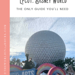 A Perfect 24 Hours with Epcot Festival of the Arts 1