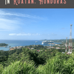 A Perfect 24 Hours in Roatan Port 2
