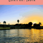 24 Hours: Udaipur Itinerary