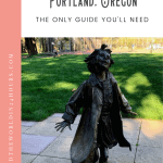 A Perfect One Day in Portland Oregon Itinerary 1
