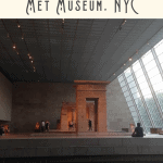 A Perfect 24 Hours Visiting the Met Museum 3