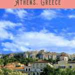 A Perfect One Day in Athens Itinerary