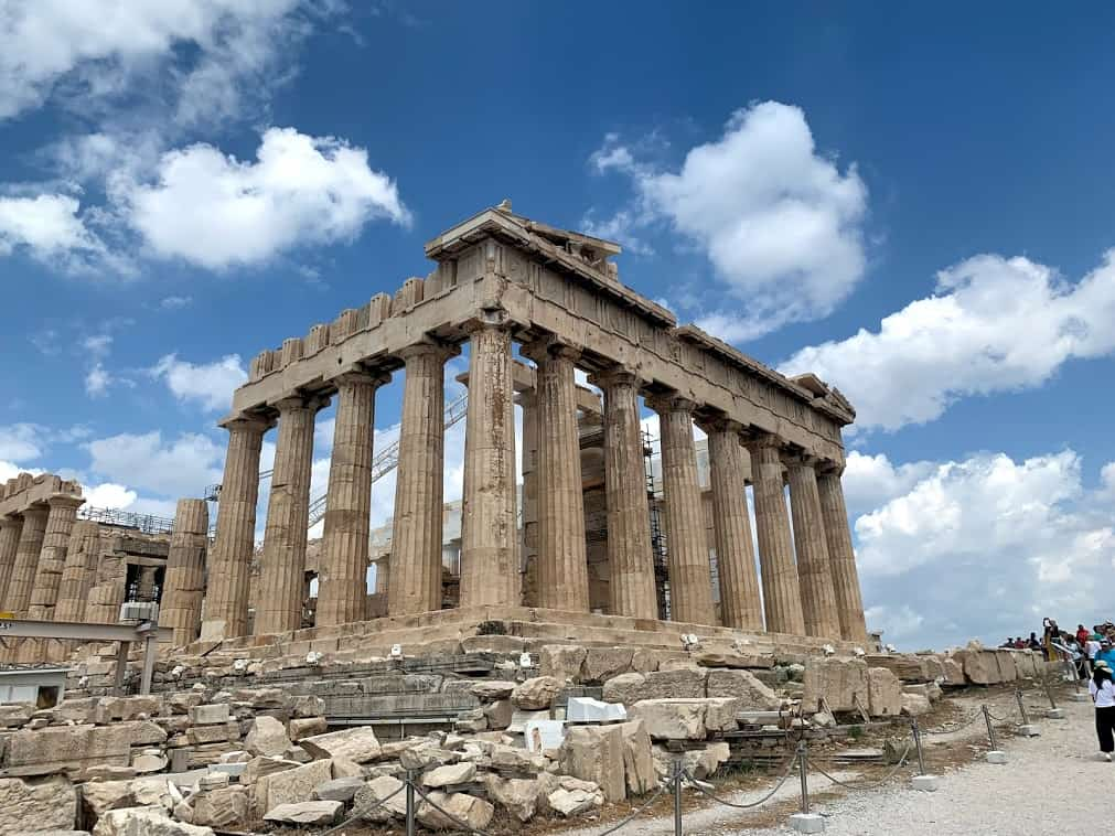 one day in athens itinerary