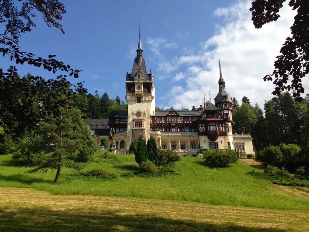 things to do in sinaia