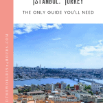 A Perfect 24 Hours in Istanbul Turkey 1