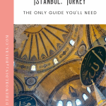 A Perfect One Day in Istanbul Itinerary 1