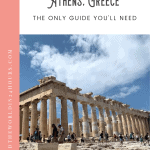 A Perfect One Day in Athens Itinerary 1