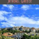 A Perfect One Day in Athens Itinerary 2