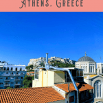 A Perfect One Day in Athens Itinerary 3