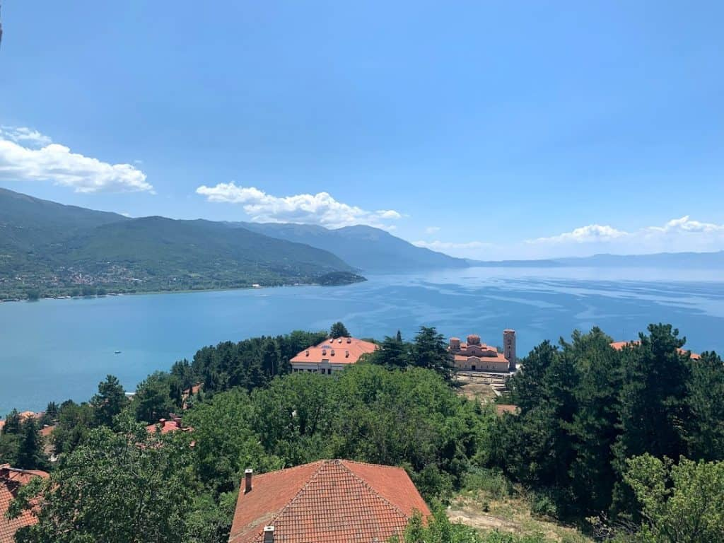 tirana to ohrid day trip