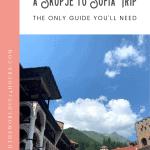 Skopje to Sofia Day Trip: A Perfect 24 Hours 1