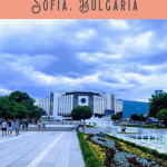 A Perfect One Day in Sofia Itinerary 1
