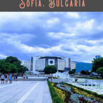 A Perfect One Day in Sofia Itinerary 2