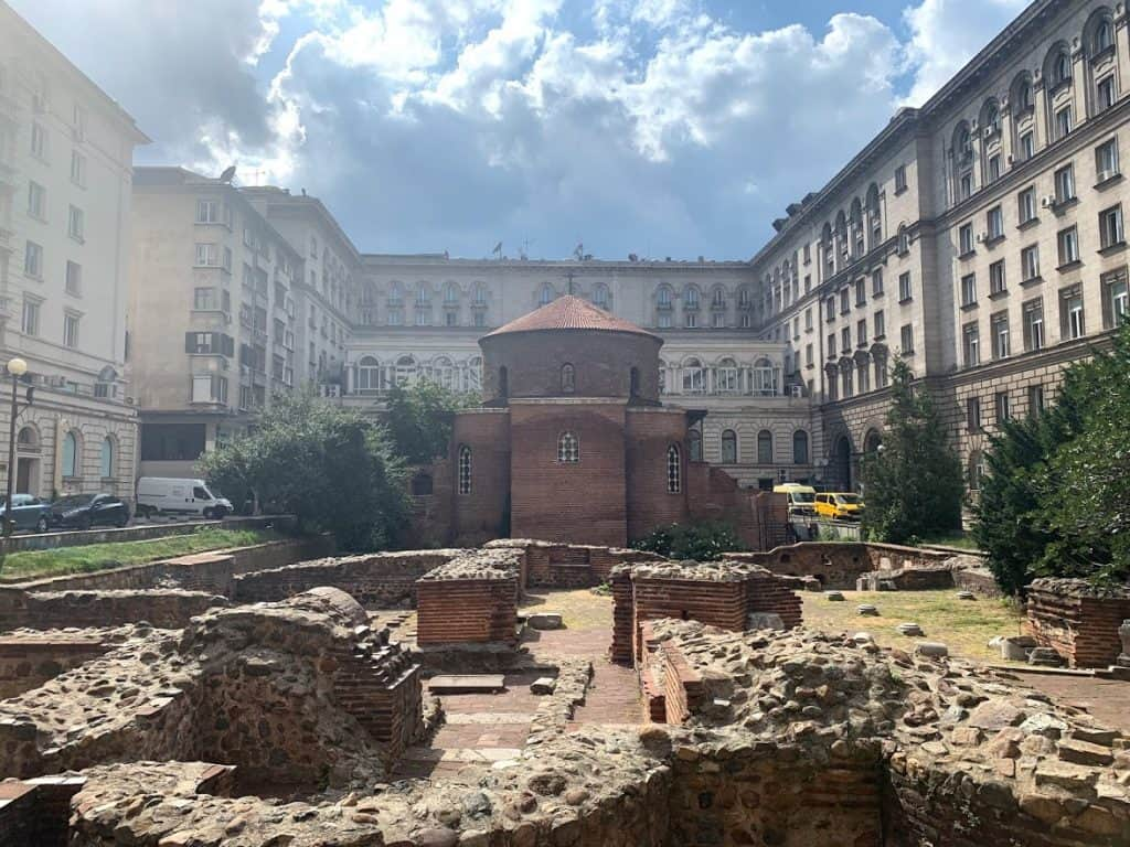 one day in sofia itinerary