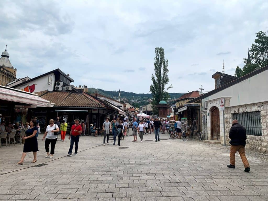 A Perfect One Day in Sarajevo 31